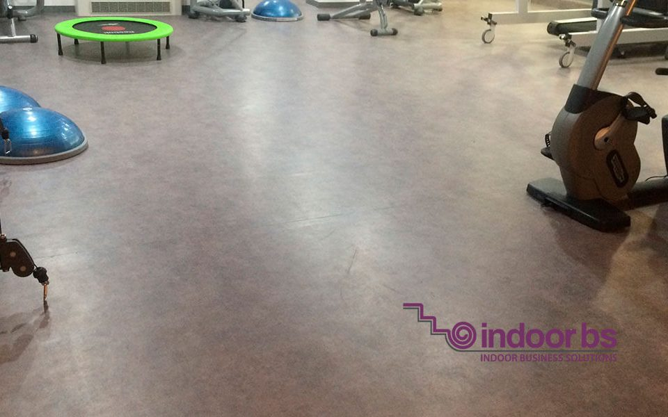 Indoor-Business-Solutions-pardoseala flotanta-Physio-Medical-Center